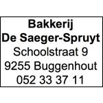 Bakkerij De Slaeger - Spruyt