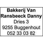 Bakkerij Van Ransbeeck Danny