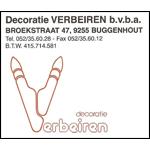 Decoratie Verbeiren