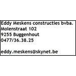 Eddy Meskens Constructies BVBA