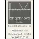 Huize Van Langenhove