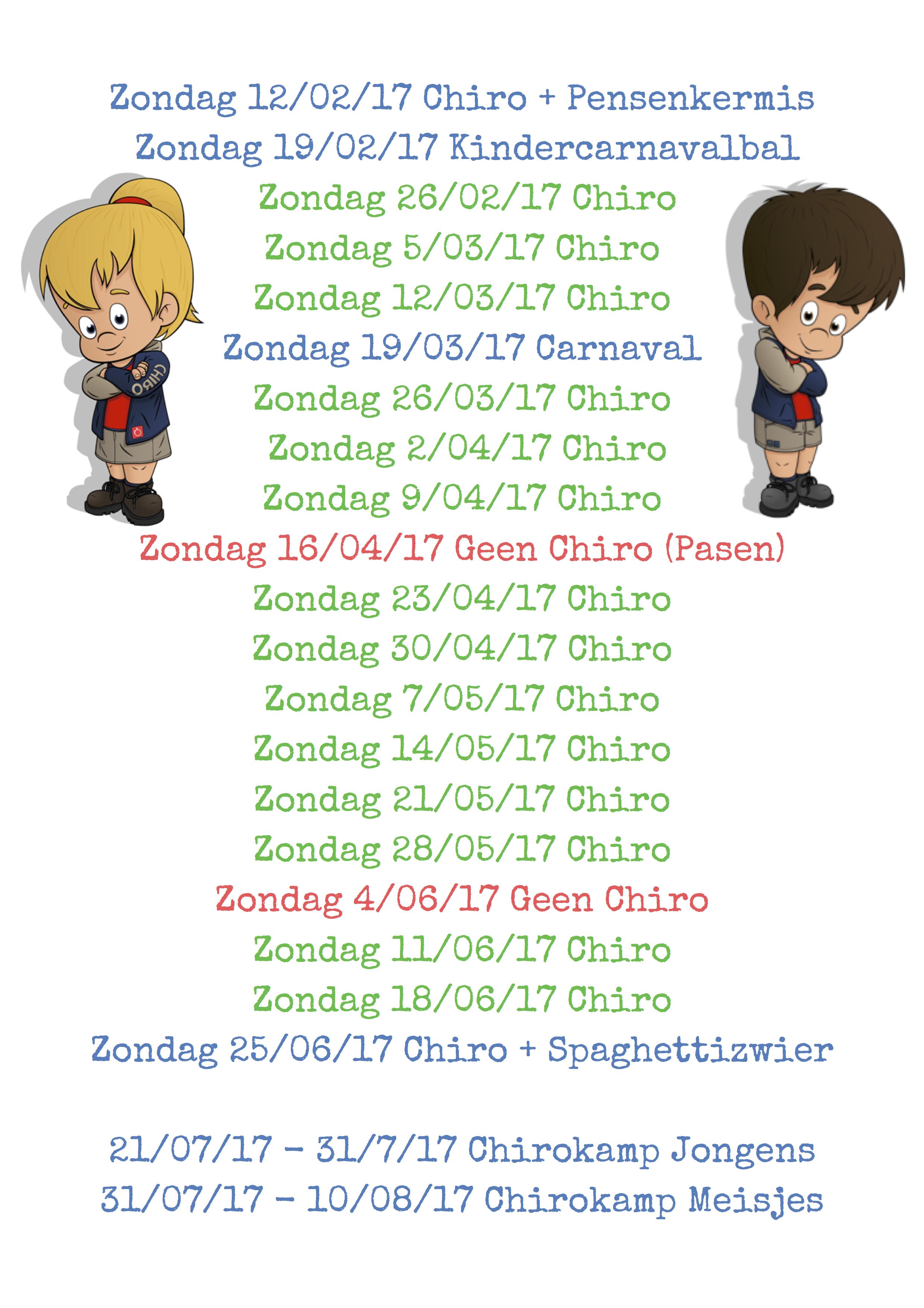Kalender chiro (2)